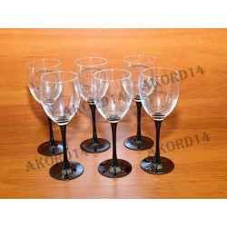 Kieliszki wino białe 19cl Domino-6 szt Luminarc