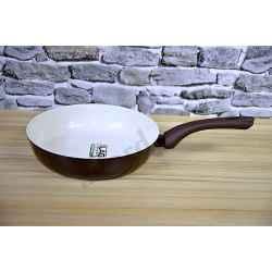 Patelnia ceramiczna 24 AMBITION PURE LINE INDUKCJA